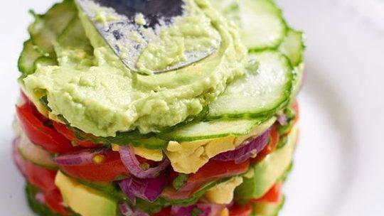 Wees creatief met restjes - lunch
