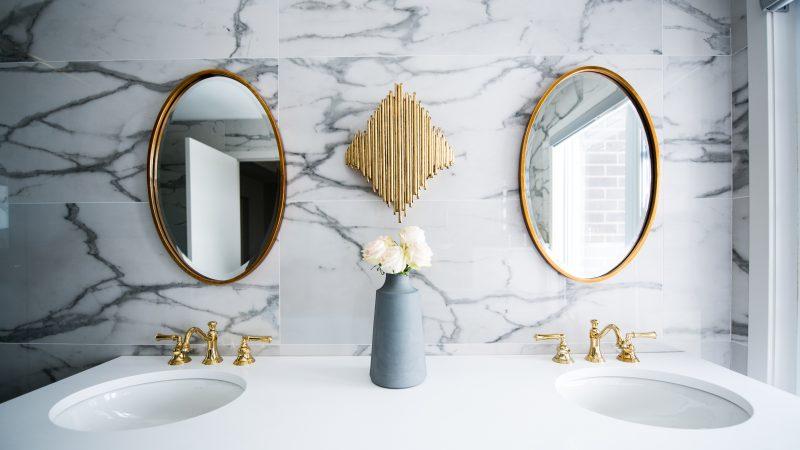 Welke kleur tegels voor de badkamer