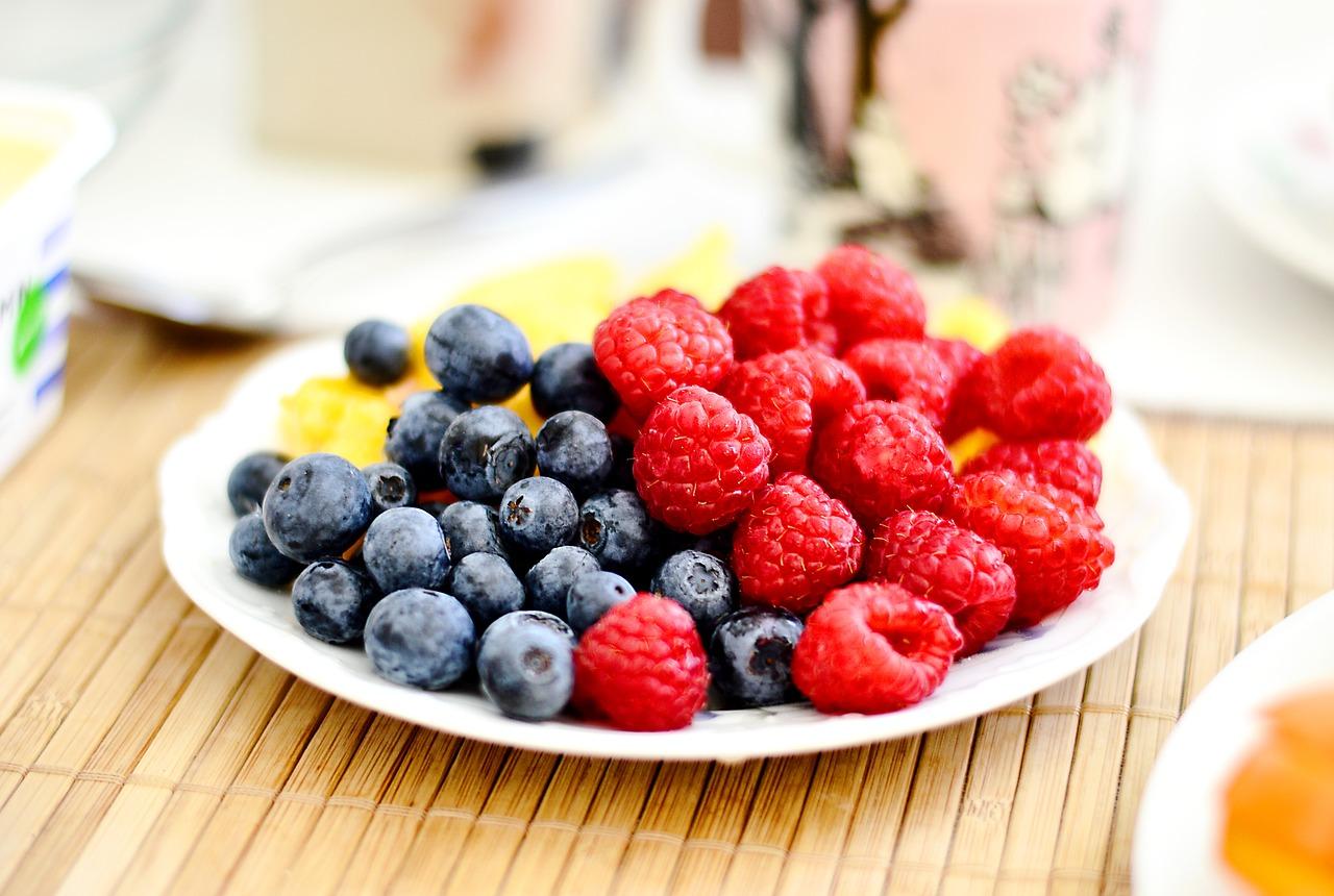 gezonde snack eten