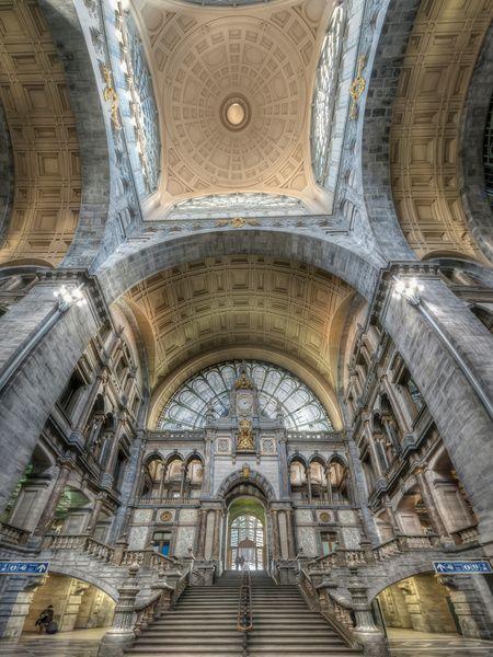 station van Antwerpen-Centraal - wat te doen in Antwerpen