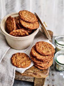 Gezondheidsvoordelen van gezonde koek