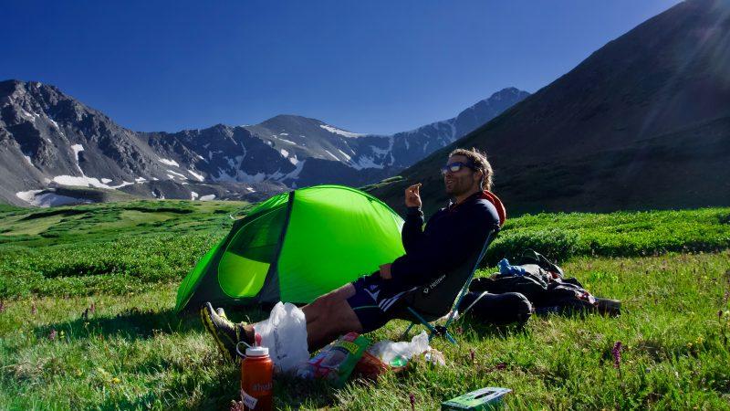 Wat heb je nodig om te kamperen